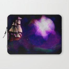 Space-Ship Laptop Sleeve