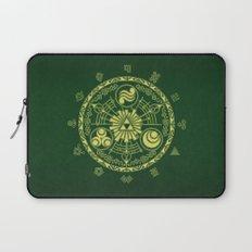 Zelda Triforce  Laptop Sleeve