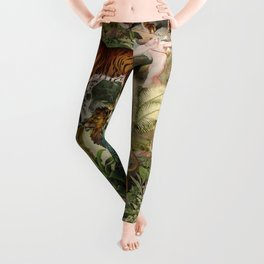The beauty of the forest Leggings