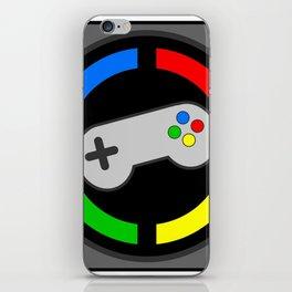 Video Gamer 4 Life iPhone Skin