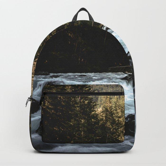 Mountain River Run Backpack