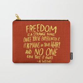 AI WEIWEI Carry-All Pouch