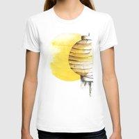 lantern T-shirts featuring Lantern by Emma Stein