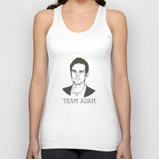 Team Adam Unisex Tank Top