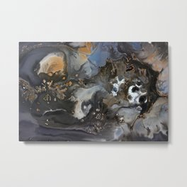 Absolem Metal Print