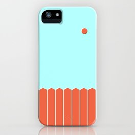 Six and Out iPhone Case