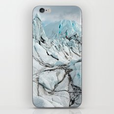 lines in the ice iPhone & iPod Skin