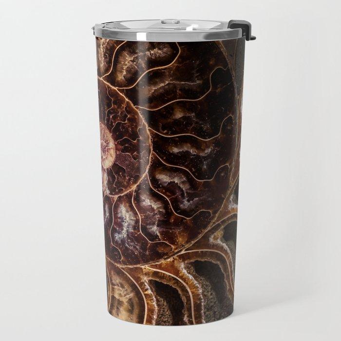 An Ancient Shell Travel Mug