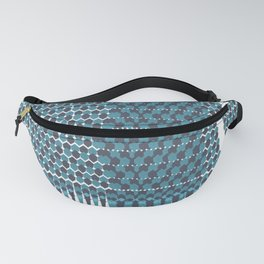 Cubist Ornament Pattern Fanny Pack