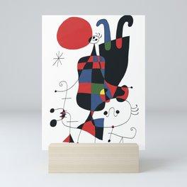 Joan Mirò #1 Mini Art Print