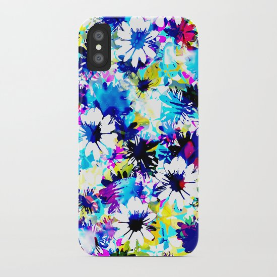 Floral 2 iPhone Case