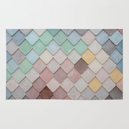 Colofrul Blocks Rug