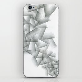 Cubical Abstraction iPhone Skin