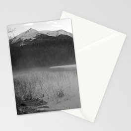 Cabin Lake Stationery Cards