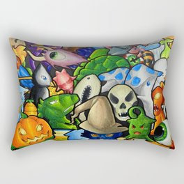 All terraria's pets Rectangular Pillow