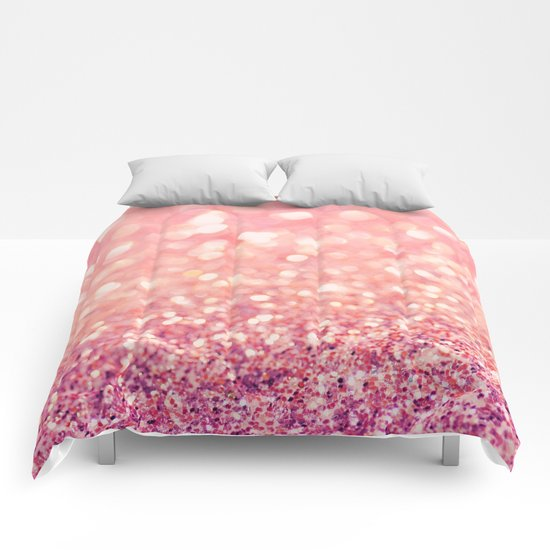 Blush Deeply Comforters