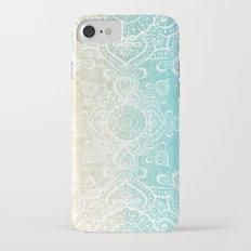 Beach Mandala Slim Case iPhone 7
