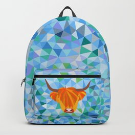Highland Cow Backpack