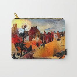 Deserted Vistas Carry-All Pouch