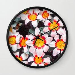 Keukenhof, Amsterdam Wall Clock