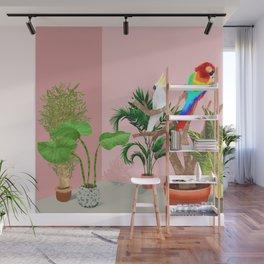 Botanical Paradise Wall Mural