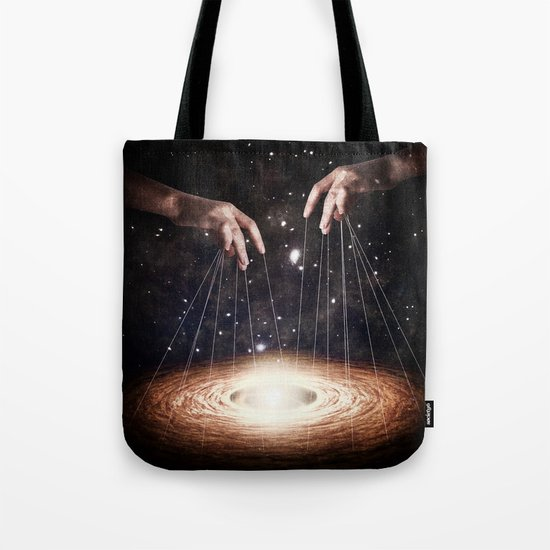 The Greatest Puppeteer Tote Bag