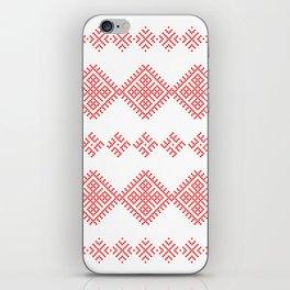 Pattern - Family Unit - Slavic symbol iPhone Skin