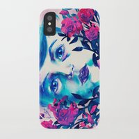 new year iPhone & iPod Cases featuring New Year by Enrico Guarnieri 'Ico-dY'