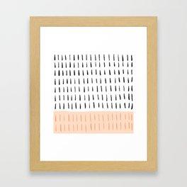 Coit Pattern 78 Framed Art Print