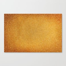Textured Gold Canvas Print