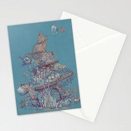 Adventurer Reef Stationery Cards