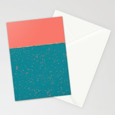 XVI - Peach 2 Stationery Cards