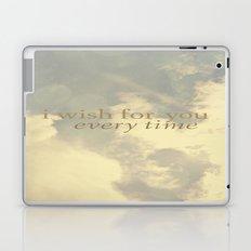 I Wish for You  Laptop & iPad Skin