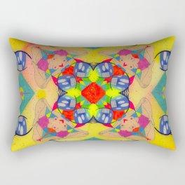 Inner Space 2 Rectangular Pillow