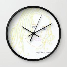 Stephanie Gilmore Wall Clock