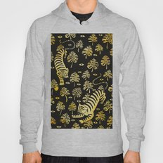 Tiger jungle animal pattern Hoody