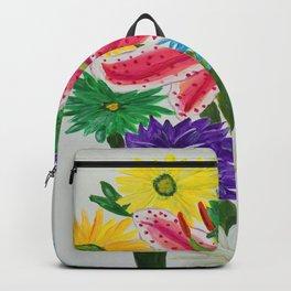 Deanna's Daisy's + 1 Backpack