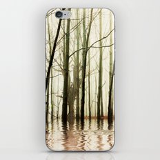GHOST TREES iPhone & iPod Skin