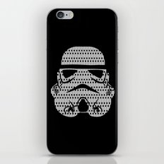 TK421 iPhone & iPod Skin