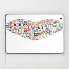 I love Ipod Laptop & iPad Skin