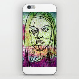 Become Who You Are iPhone Skin