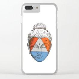 Iluminado Clear iPhone Case