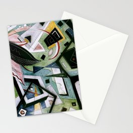 Windows and Mirrors Stationery Cards