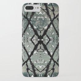 Oregon fall geometry VII iPhone Case
