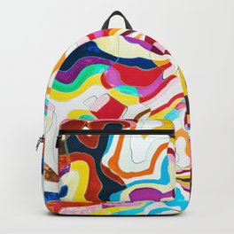 Bipolar #society6 #decor #buyart Backpack