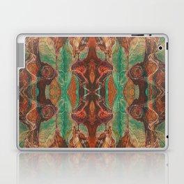 Ecstatic Pelvis (Meat Flame) (Reflected) Laptop & iPad Skin