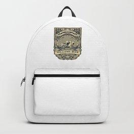 Williams Beer, art for drinkers Backpack