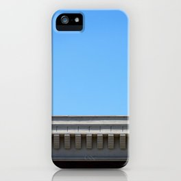 Roof Top iPhone Case