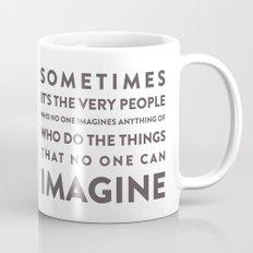 Imagine - Quotable Series Mug