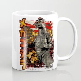 Robot King Pop Coffee Mug
